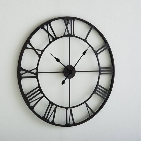 ZIVOS Metal Clock