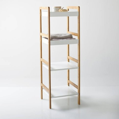 Lindus 4-Shelf Bathroom Unit