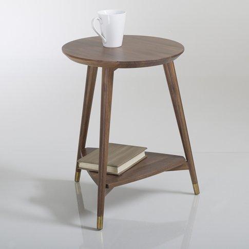 Watford Vintage Walnut Side Table