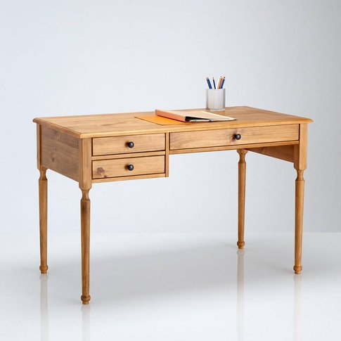 Authentic Style Solid Pine Desk