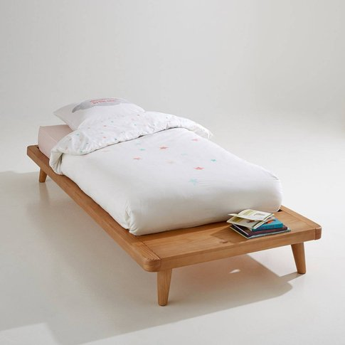 Jimi Platform Shelved Bed