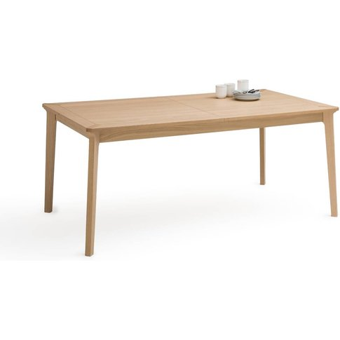 Pull Extendable Oak Dining Table (Seats 6-10)