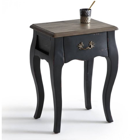 Janel 1-Drawer Bedside Table