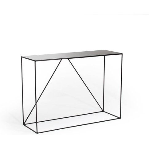 Romy Metal Console Table