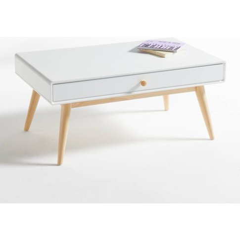 Jimi Coffee Table With 1 Drawer And 1 Shelf