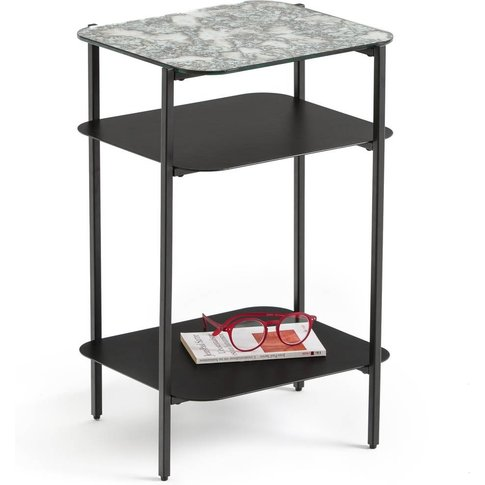 LIPSTICK 3-tier bedside table