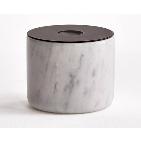 Malerba Marble Candle Holder, Size 2