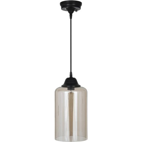 Ceiling Pendant Light In Lustre Glass