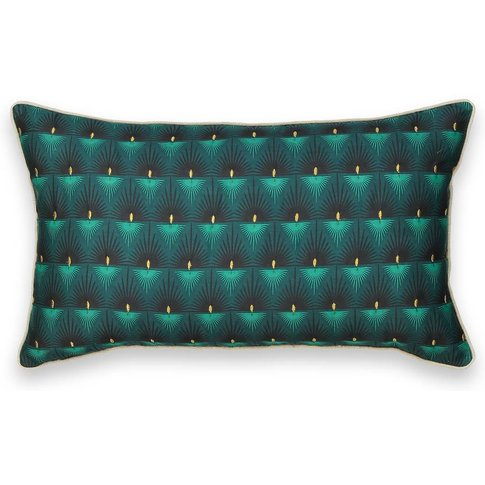 Macapa Satin Cushion Cover