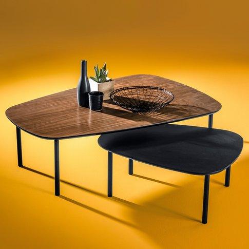 Watford Coffee Table With Walnut Veneer