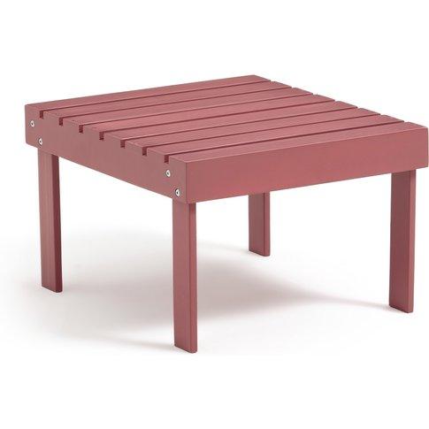 Zeda Adirondack Style Foot Rest Or Garden Table