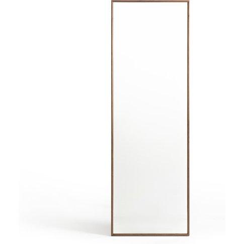 Zindlo Mirror With Solid Walnut Frame
