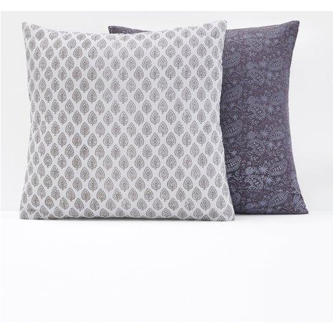 Shankar Quilted Cushion Cover