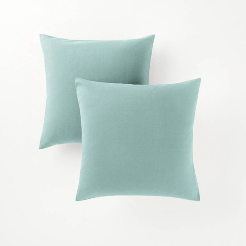 Pack of 2 Square or Oblong Cushion Covers