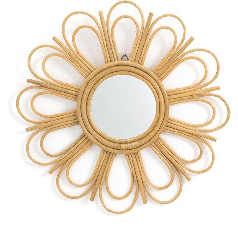 Nogu Cane Daisy-Shape Mirror
