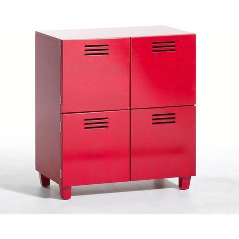 Hiba 4-Door Cabinet