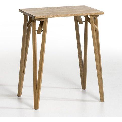 Tsitsi Solid Oak Bedside Table