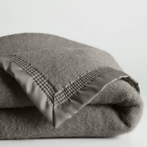 Pure Wool Woolmark Blanket