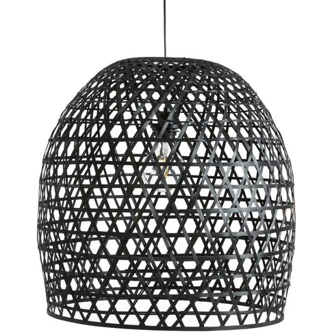 Teyda Bamboo Ceiling Pendant Shade (55cm)