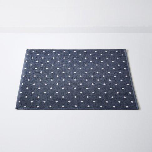 Clarisse Polka Dot Bath Mat (700g/M²)