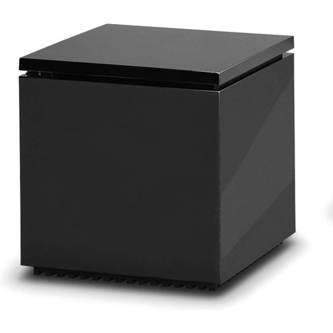Cubic Led Table Lamp Cuboled In Black