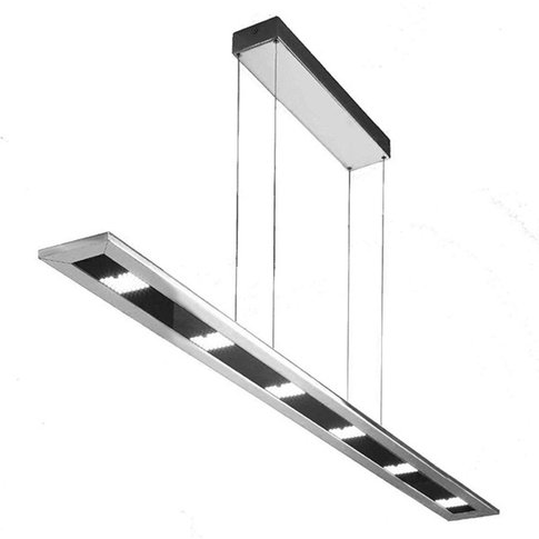 140 Cm - Led Pendant Lamp Designline With Remote