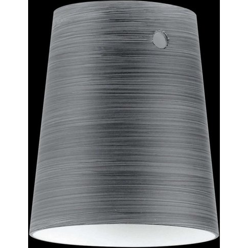 Grey Lampshade For Hv Track4 Track System