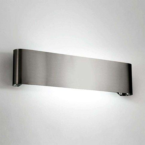 Linear Wall Light Sirtaki Steel