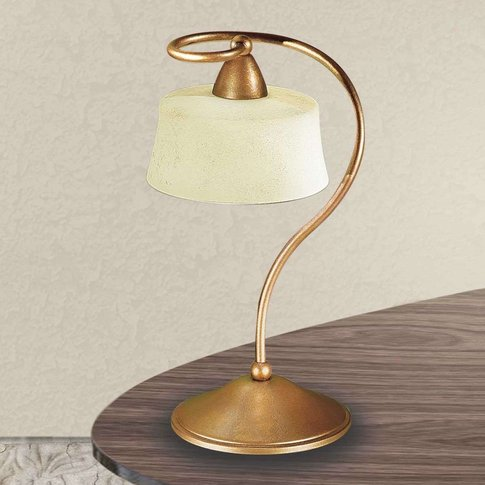 Classic Table Lamp Alessio, One-Bulb