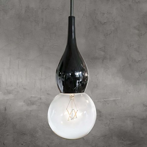 Next Blubb Mini - Designer Pendant Light Black