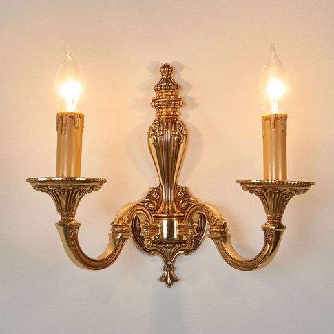 Two-Bulb Wall Light Versalles
