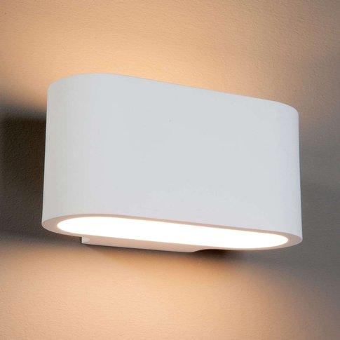 Marisia - Halogen Wall Light Plaster