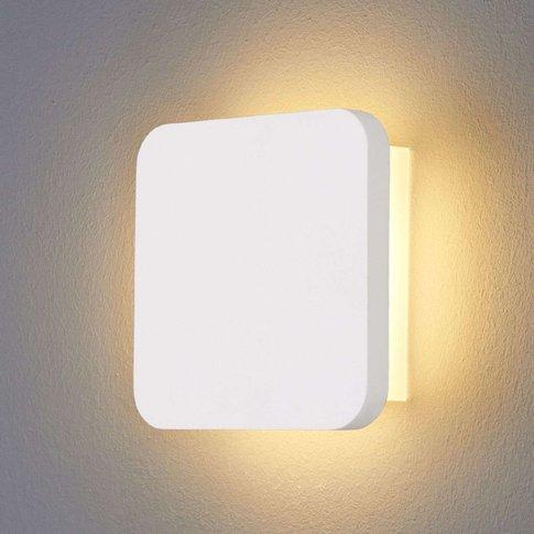 Gypsum Led Wall Light Modern Plaster