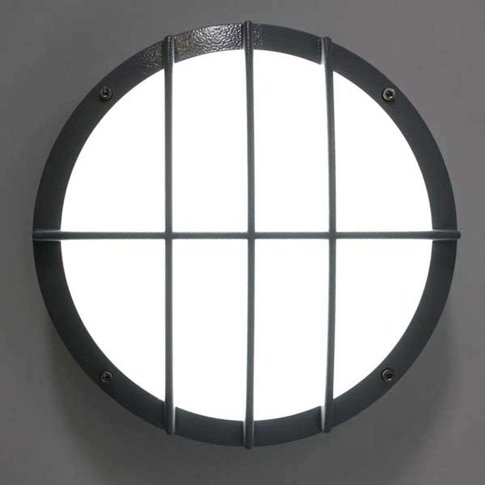 Sun 8 Led Die-Cast Aluminium Wall Light 8 W 4000 K
