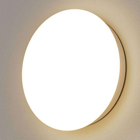 Sun 12 Led Wall Light, Ip55, 13W 3000K Ww