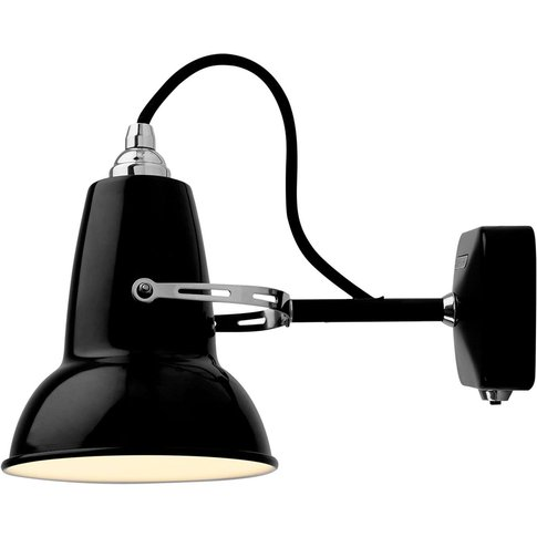 Anglepoise Original 1227 Mini Wall Lamp Black