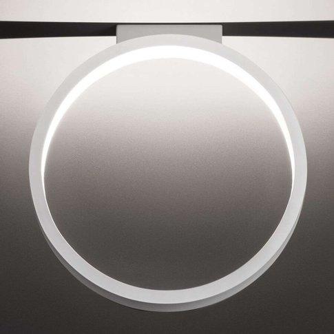 Ring-Shaped Designer Ceiling Light Assolo, 43 Cm