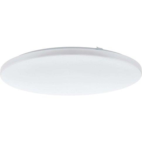 Frania Led Ceiling Light, Round