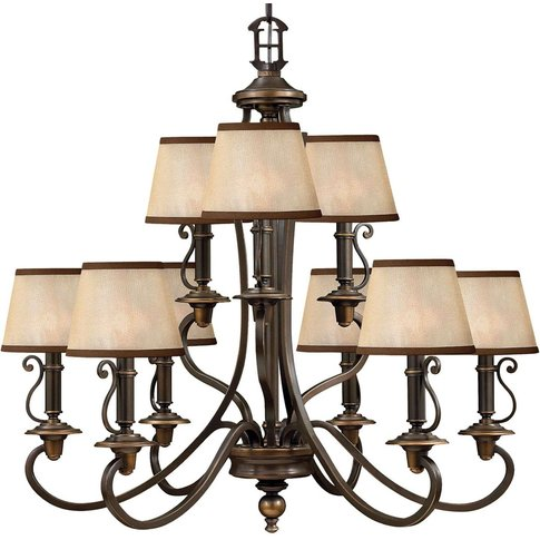 Plymouth Chandeliers Two-Storey