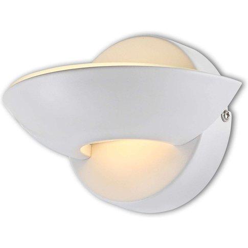 White Cosimo Led Wall Light