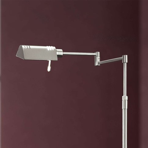 Birte Led Floor Lamp With Various Luminous Colours