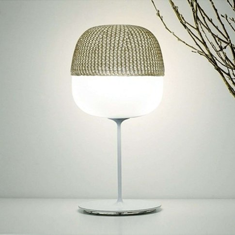 Afra Table Lamp With Scattered Light, 63Cm