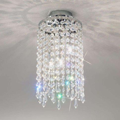 Kolarz Charleston - Crystal Ceiling Lamp, 33Cm