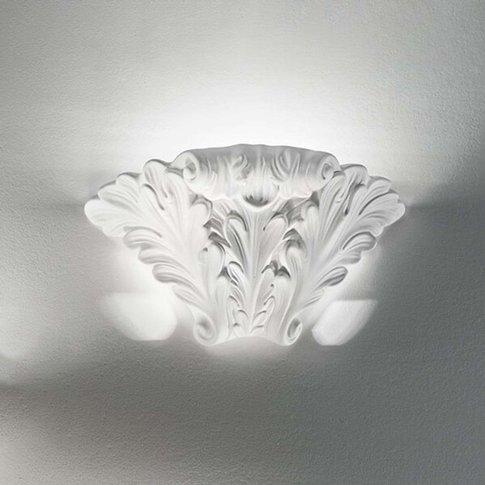 Kolarz Rokoko - Stuccoed Wall Light