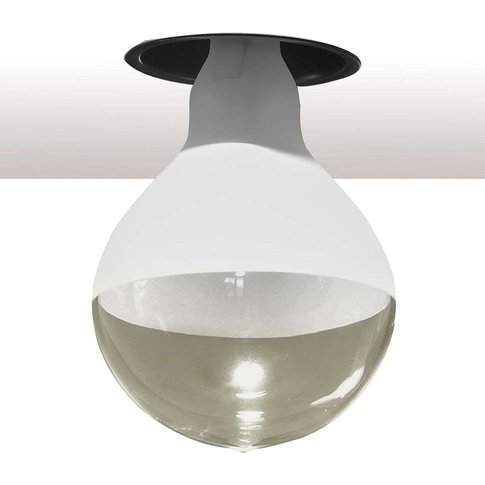 Karman Makeup Led Recessed Ceiling Light Round