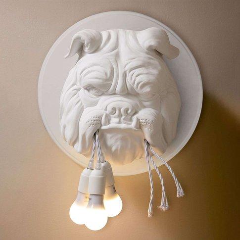 Karman Amsterdam - Designer Wall Light, White