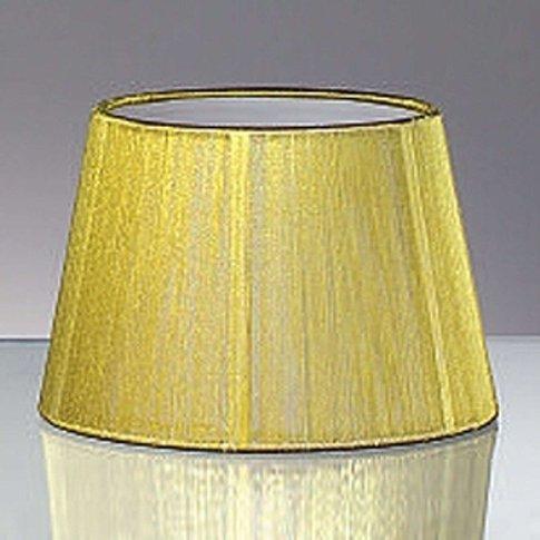 Large Organza Shade Gold