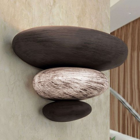Stone Imitation: The Litica Wall Light Beige-Brown