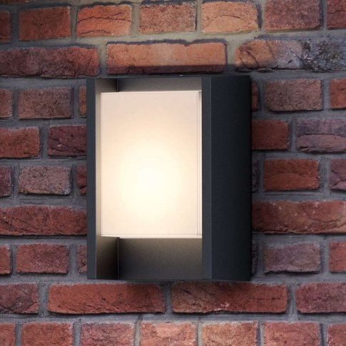 Philips Arbour LED outdoor wall light, one-bulb