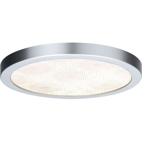 Round Bathroom Ceiling Light Ivy With Led